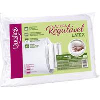 Travesseiro Látex V Branco