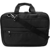 Maleta Para Notebook Targus Business Commuter Topload - Masculino-Preto