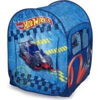 Barraca Infantil - Hot Wheels - Carrinho Azul - Fun