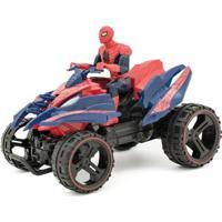 Quadriciclo De Fricção - Ultimate Spider-Man Sinister 6 - Marvel - Toyng - Masculino-Incolor