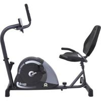 Bicicleta Ergométrica Horizontal Magnética Dream Mag 5000H - Unissex
