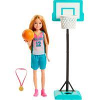 Barbie Explorar E Descobrir Stacie Basquete - Mattel - Kanui