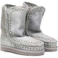 Mou Kids Dusil Eskimo Boots - Cinza