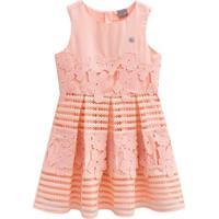Vestido Floral Pregas- Rosa- Kids- Mundimundi