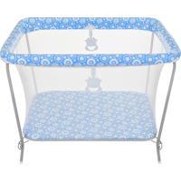 Cercado Fofinho Tutti Baby Azul Essencial