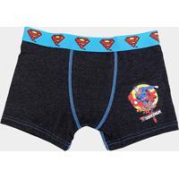 Cueca Infantil Lupo Boxer Superman - Masculino