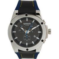 Relógio Speedo 81125G0Evnu1 Preto/Cinza