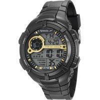 Relógio Digital Speedo Masculino - 81130G0Evnp4 Preto