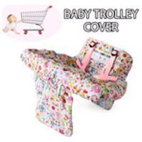 Carrinho De Compras Para Bebês Almofada Protetora De Assento Infantil Para Cadeiras Altas