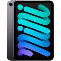 Ipad Mini Cinza Espacial Com Tela De 8,3, Wi-Fi 256 Gb E Processador A15 Bionic - Mk7T3Bz/A