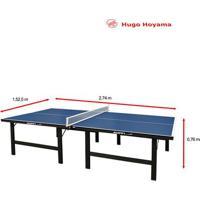 Mesa De Ping Pong / Tênis De Mesa Klopf Mdf - 18 Mm - Unissex