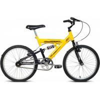 Bicicleta Verden Eagle Aro 20 Sem Marchas Amarelo