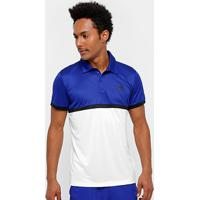 Netshoes  Camisa Polo Adidas Court Masculina - Masculino 87bedc49ca9d2