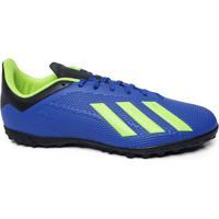 Chuteira Adidas Society X Tango 18.4 Tf Db 2477