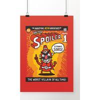Poster Doctor Spoiler