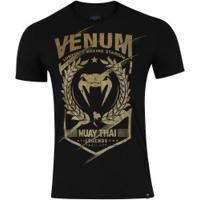 Camiseta Venum Legends - Masculina - Preto