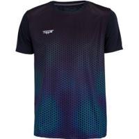 Camisa De Treino Topper Colmeia - Masculina - Preto
