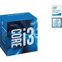 Processador Core I3 Lga 1151 I3-6100 3.70Ghz 3M Cache Graf Hd 530 Skylake 6ª Ger. Intel Bx80662I36100