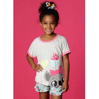 Pijama Curto Coala Teen 8