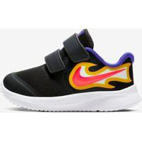 Tênis Nike Star Runner 2 Fire Infantil