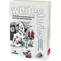 Jogo De Tabuleiro - White Stories - Galápagos