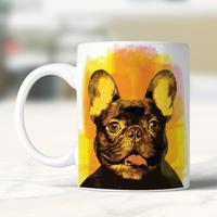 Caneca Painted Dog