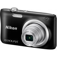 Câmera Digital Nikon A100 20.1Mp/5X/Hd Preto