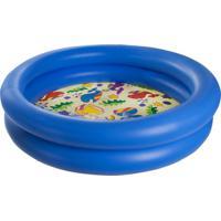 Banheira 40 Litros Azul - Nautika