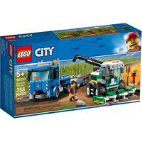 Lego City - Trator Colheitadeira - 60223