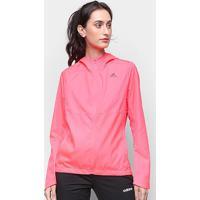 Jaqueta Adidas Own The Run Feminina - Feminino-Rosa