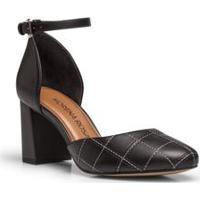 48e92e7f5 Sapato Feminino Salto Medio - MuccaShop