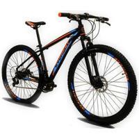 Bicicleta Aro 29 Everest Storm - 24V Shimano Altus - Freio Hidraulico - Suspensao Com Trava - Unissex