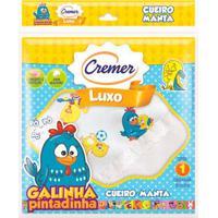 Cueiro De Luxo - Galinha Pintadinha - Cremer