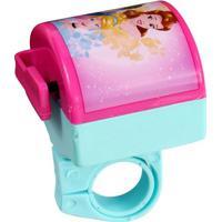 Buzina Para Bike Princesas®- Azul Claro & Pink- 7X6Xetilux