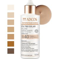 Filtro Solar Tonalizante Fps 40 Fluid Peach - 50Ml