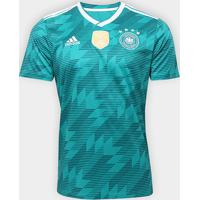 c4cba5fff2 Netshoes; Camisa Seleção Alemanha Away 18/19 S/N° Torcedor Adidas Masculina  - Masculino