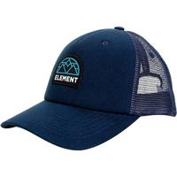 Boné Element Snap Icon Mesh Truck Aba Curva - Masculino-Azul