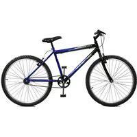 Bicicleta Master Bike Aro 26 Masculina Ciclone Azul