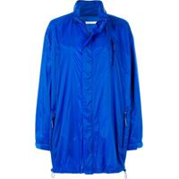 Givenchy Casaco Oversized - Azul
