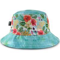 Chapéu Bucket Mxc Multcaps Garden & Sky Azul
