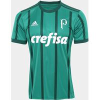 ... Camisa Palmeiras I 17 18 S Nº Torcedor Adidas Masculina - Masculino 87b2a6db4e600