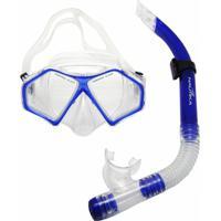 Netshoes  Kit Infantil De Mergulho E Snorkel Nautika Spider - Unissex dec716055d