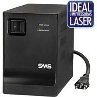 Estabilizador Sms Progressive Laser Iii 16218 2000Va Bivolt