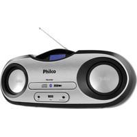 Micro System Bombox Com Bluetooth E Usb Philco Pb329Bt Diversos