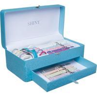 Kit Relógio Shiny Toys Model 5 Azul