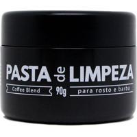 Pasta De Limpeza E Esfoliante Para Barba E Rosto 90G - Barba Brava