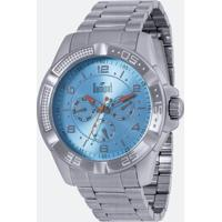 Relógio Masculino Dumont Du6P29Acf3A Analógico