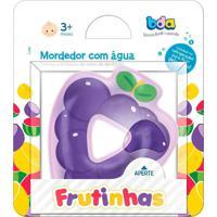 Mordedor Com Água Frutinhas Uva - Toyster