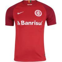 d45750d9c2 ... Camisa Do Internacional I 2018 Nike - Masculina - Vermelho Branco