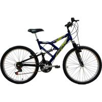 Bicicleta Mormaii Aro 24 Fullsion - Masculino
